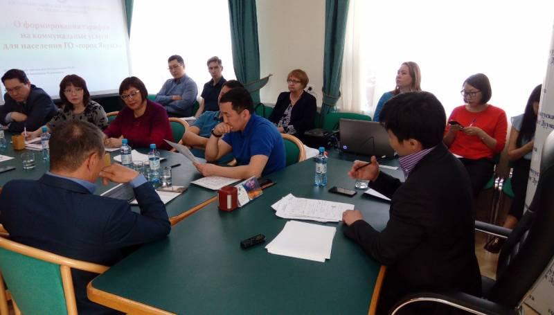 В Якутии рост тарифов ЖКХ в июле составит 5-7 процентов
