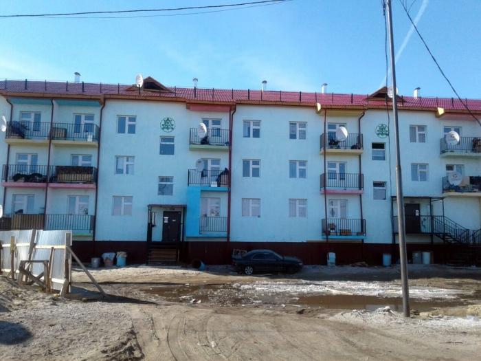 Программа по переселению из аварийного жилья выполнена в Якутии на 70 процентов