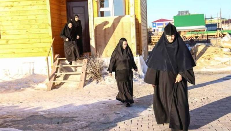 В Покровске открывают женский монастырь