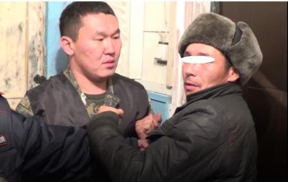 Житель Якутии, обвиняемый в посягательстве на жизнь участкового уполномоченного, предстанет перед судом