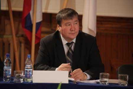 Спикер Ил Тумэна молчит о поездке в В ООН