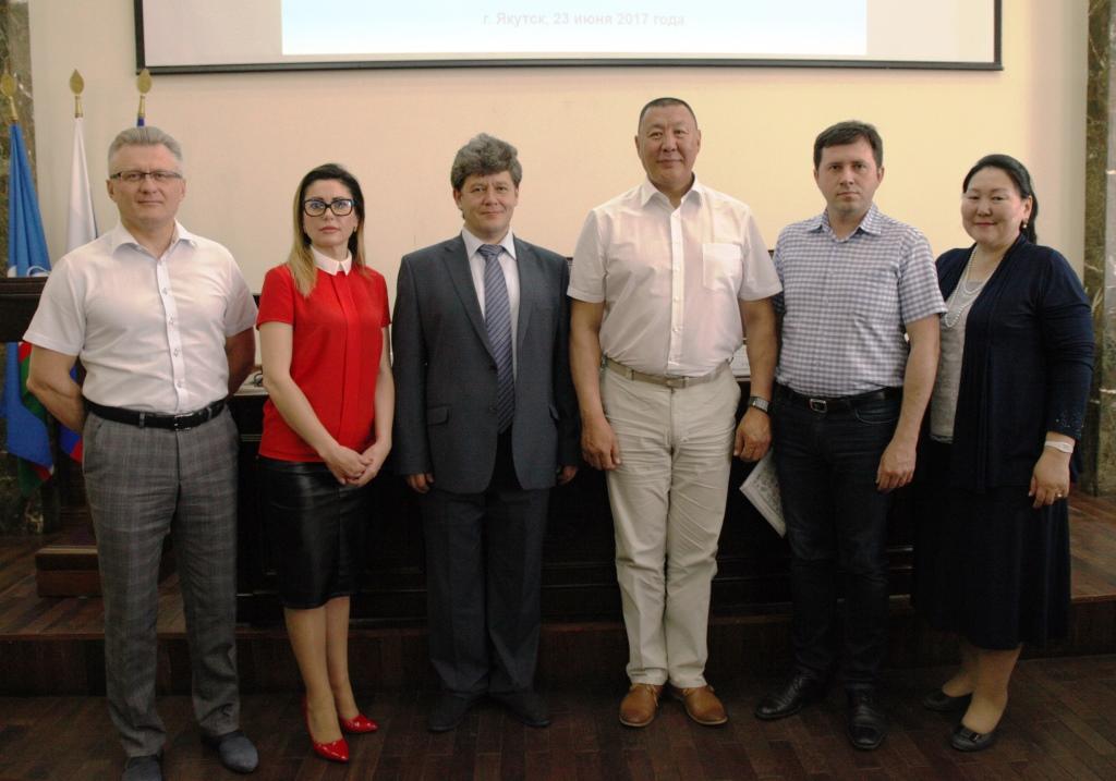 В Якутске состоялась встреча региональных отделений ВСМС Дальнего Востока