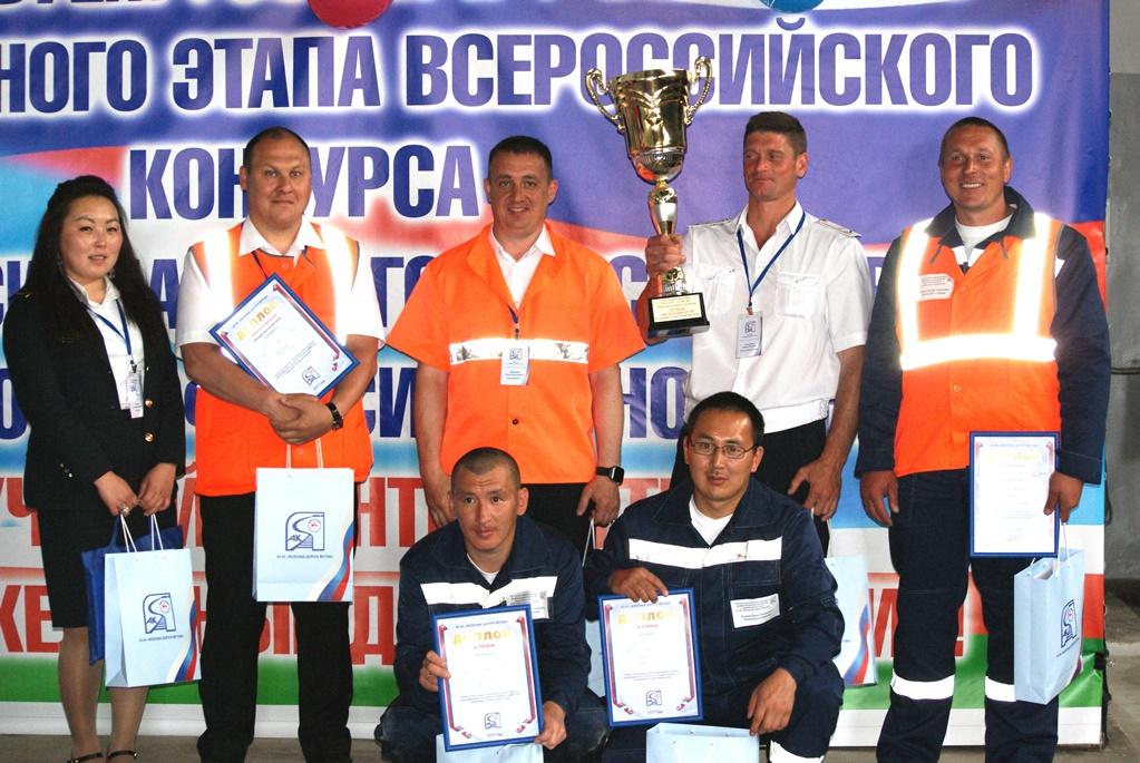 Лучшим монтёром пути Республики Саха (Якутия) признан Кайрат Абдувалиев