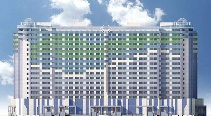 В центре Якутска незаконно построен многоэтажный дом на деньги граждан