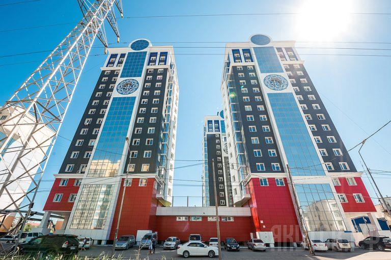 Городская среда: Якутск в поиске новых архитектурных решений