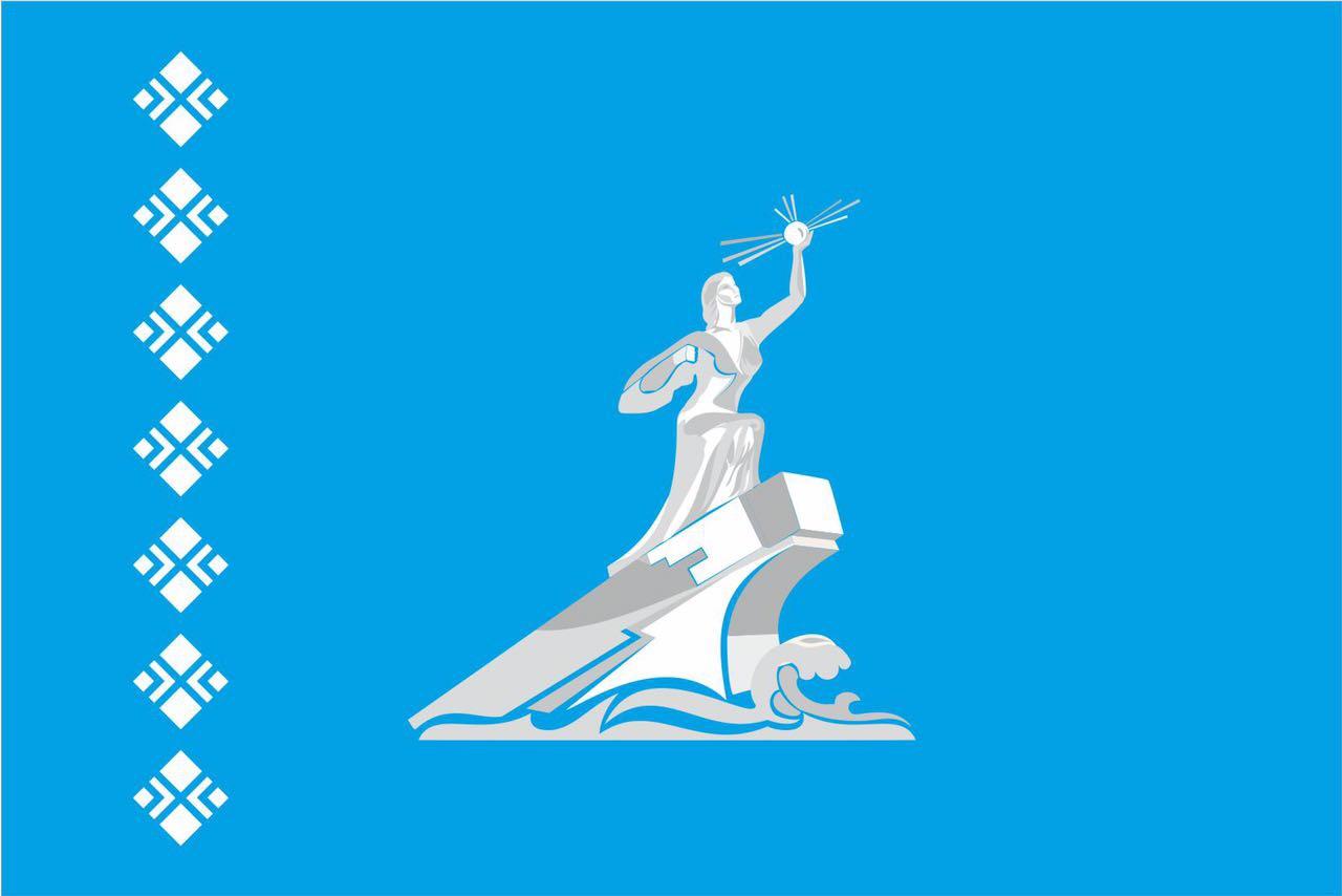 Утверждён новый флаг Верхневилюйского улуса
