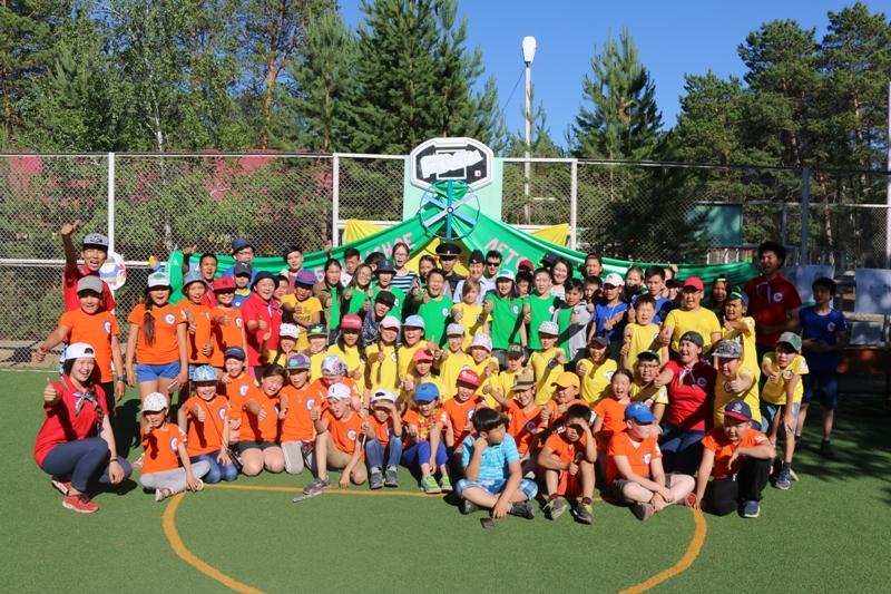 Безопасное лето в детском лагере «Кэскил»