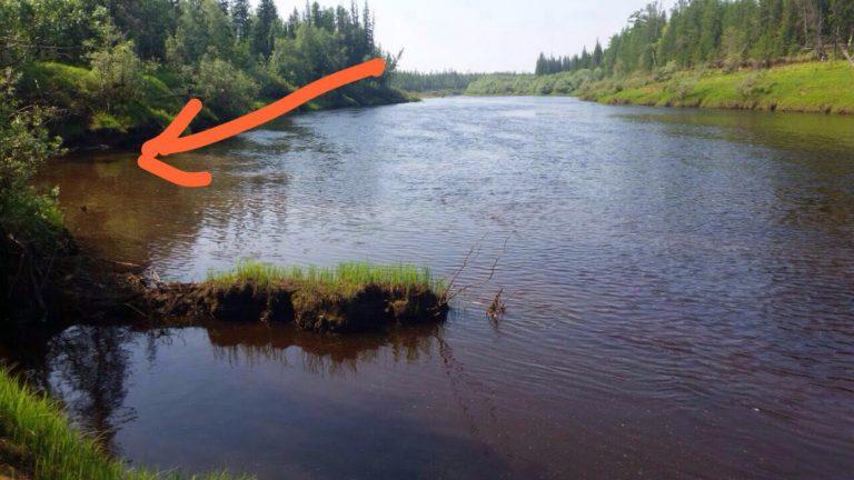 Это Роснефтегаз загрязнил реку Таас Юрях – Минприроды Якутии