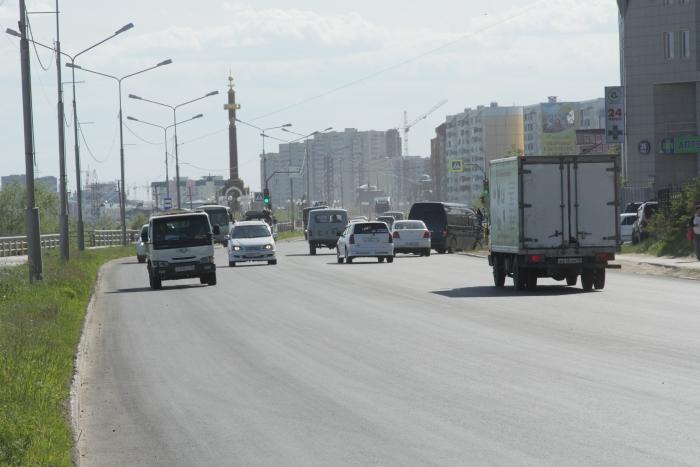 Обновленная улица Чернышевского открыта после ремонта
