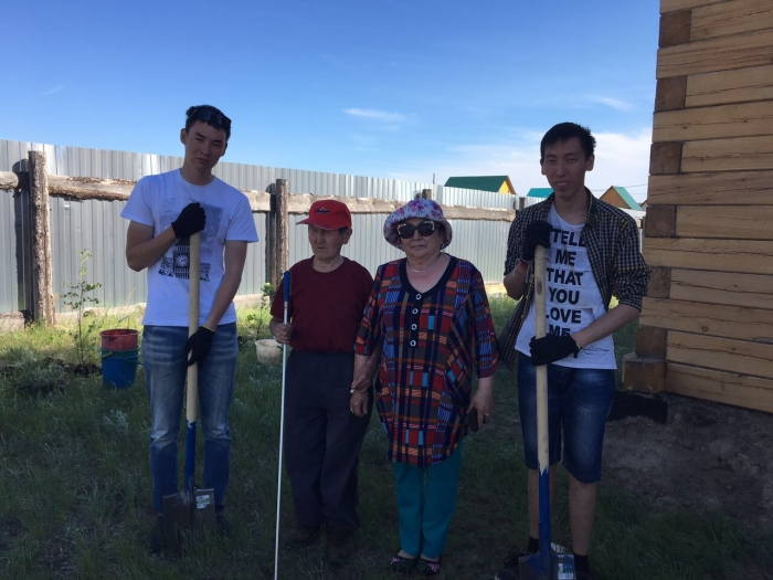 Молодежь города Якутска, присоединяйся к Общественной организации «Город добра» !