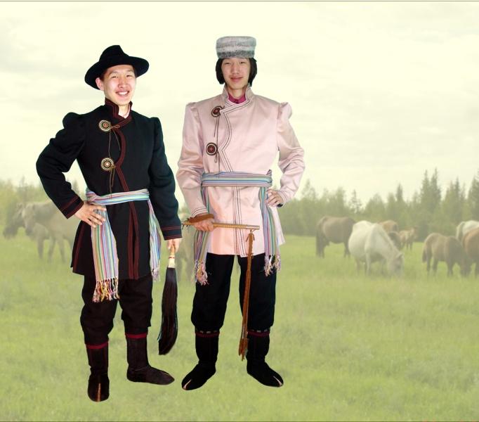 В ТК «Строительный» открывается выставка-ярмарка якутской национальной одежды