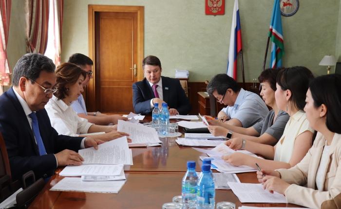 Якутия готовится к III Восточному экономическому форуму