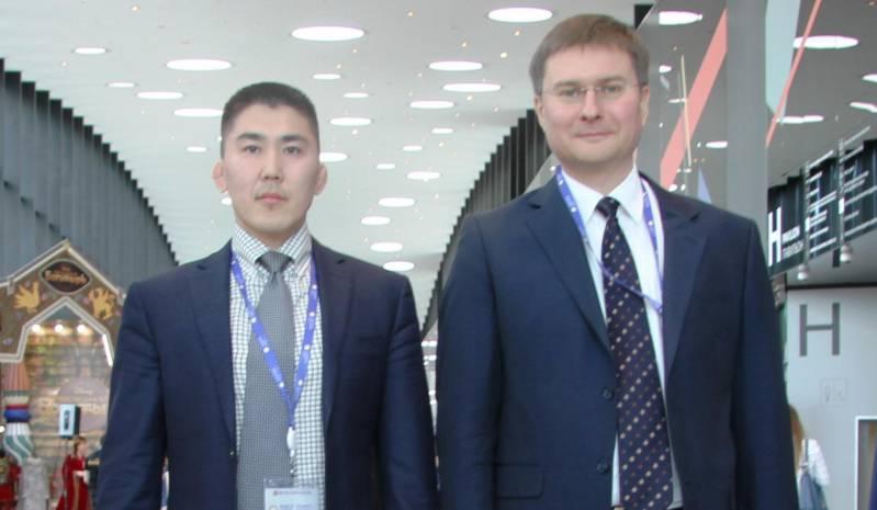 Антон Сафронов встретился с президентом АЛРОСА