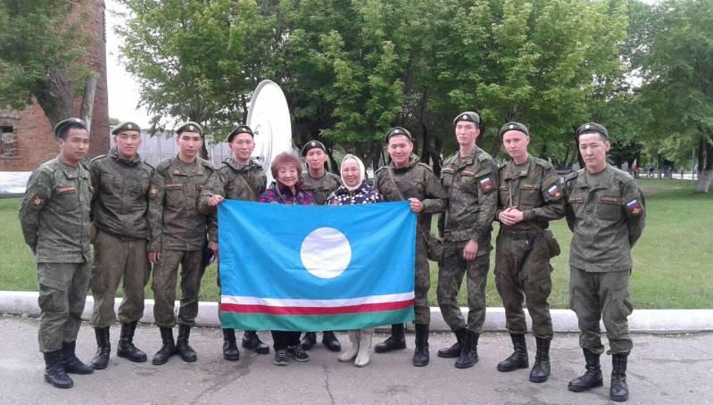 Комитет солдатских матерей Якутии провел ряд встреч в войсках Восточного военного округа