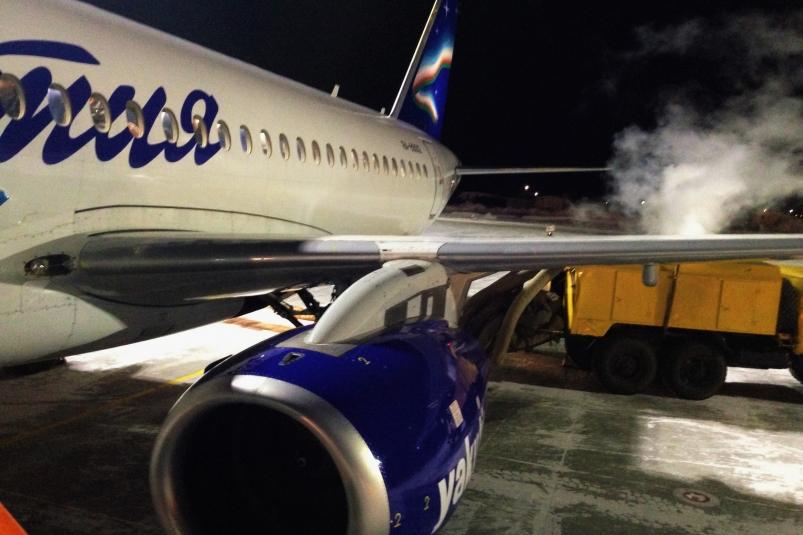 За 50 дней авиакомпания «Якутия» задержала 56 регулярных рейсов