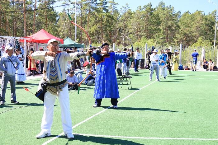 Первый Чемпионат Якутии по стрельбе из традиционного лука