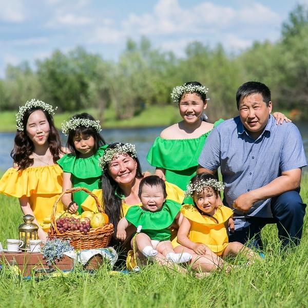 Завершился республиканский фотоконкурс «Семейные традиции»