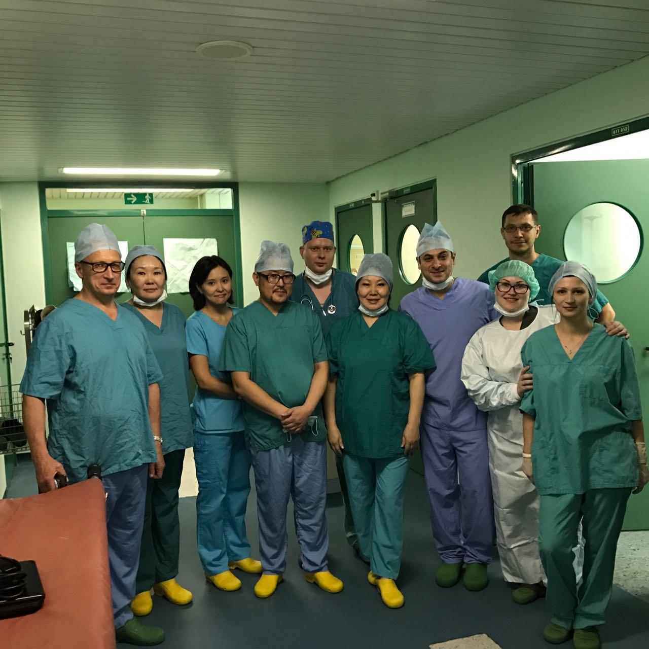 Медицина будущего: кохлеарная имплантация в Якутии