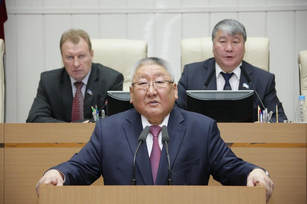 Количество депутатов Ил Тумэн сократится?
