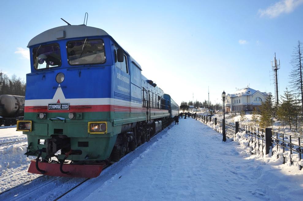 Открыта электронная продажа билетов в вагоны АО «Акционерная компания «Железные дороги Якутии»