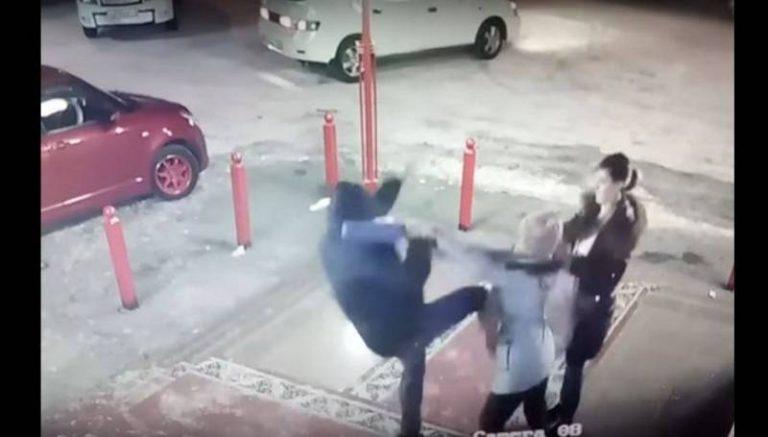Мужчина предстанет перед судом за избиение женщины в торговом центре