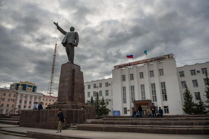 В Якутске ожидаются порывы ветра