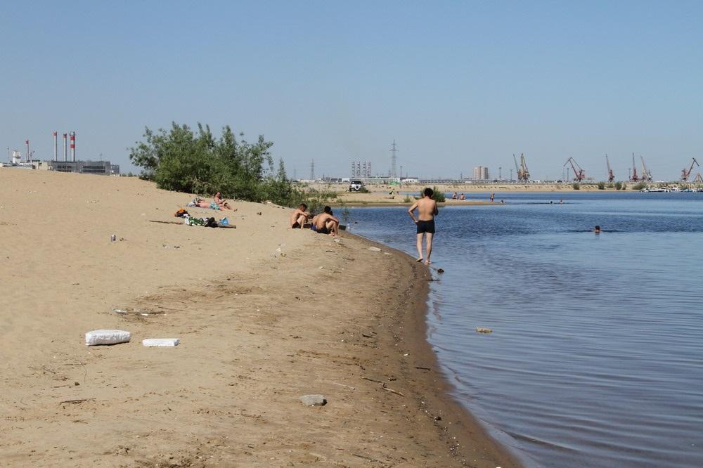 Мэрия Якутска должна принять меры по запрету купания на Петуховке