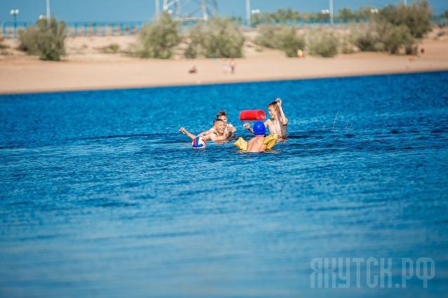 Городской пляж: безопасный и комфортный отдых