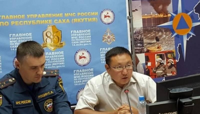 В Якутии с момента введения ЧС потушили 47 лесных пожаров