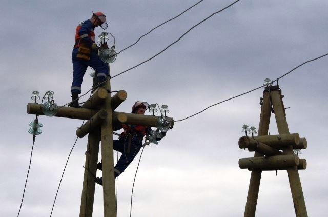 Восстановлено электроснабжение в Вилюйской группе районов