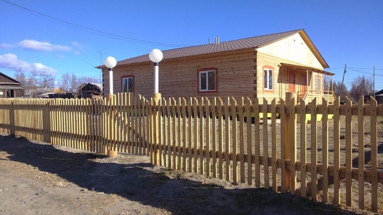 Малоимущие семьи могут получить социальную поддержку на ремонт фасадов своих домов