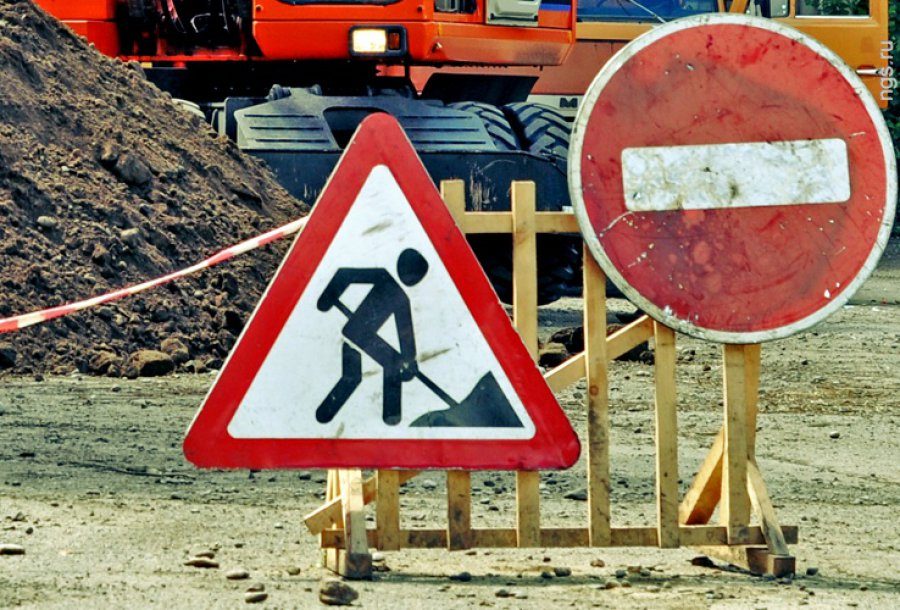 В Якутске закроют Окружное шоссе в связи с проведением ремонтных работ