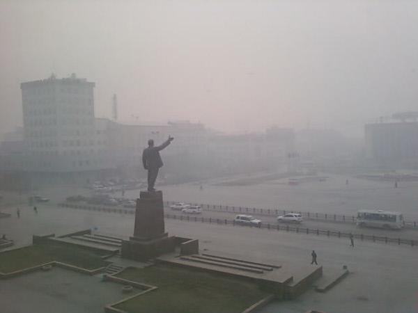 Как спастись от дыма в городе? Рекомендации МЧС