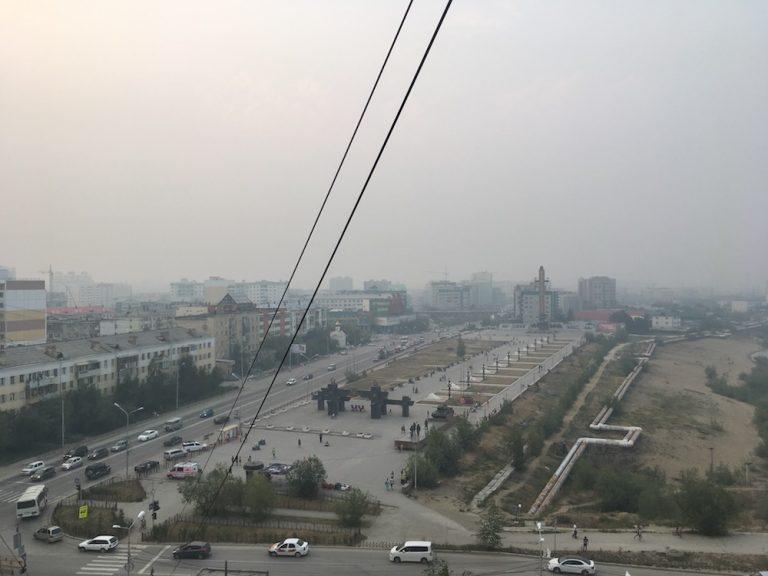Роспотребнадзор: Оксид азота в Якутске превышен в 3 раза