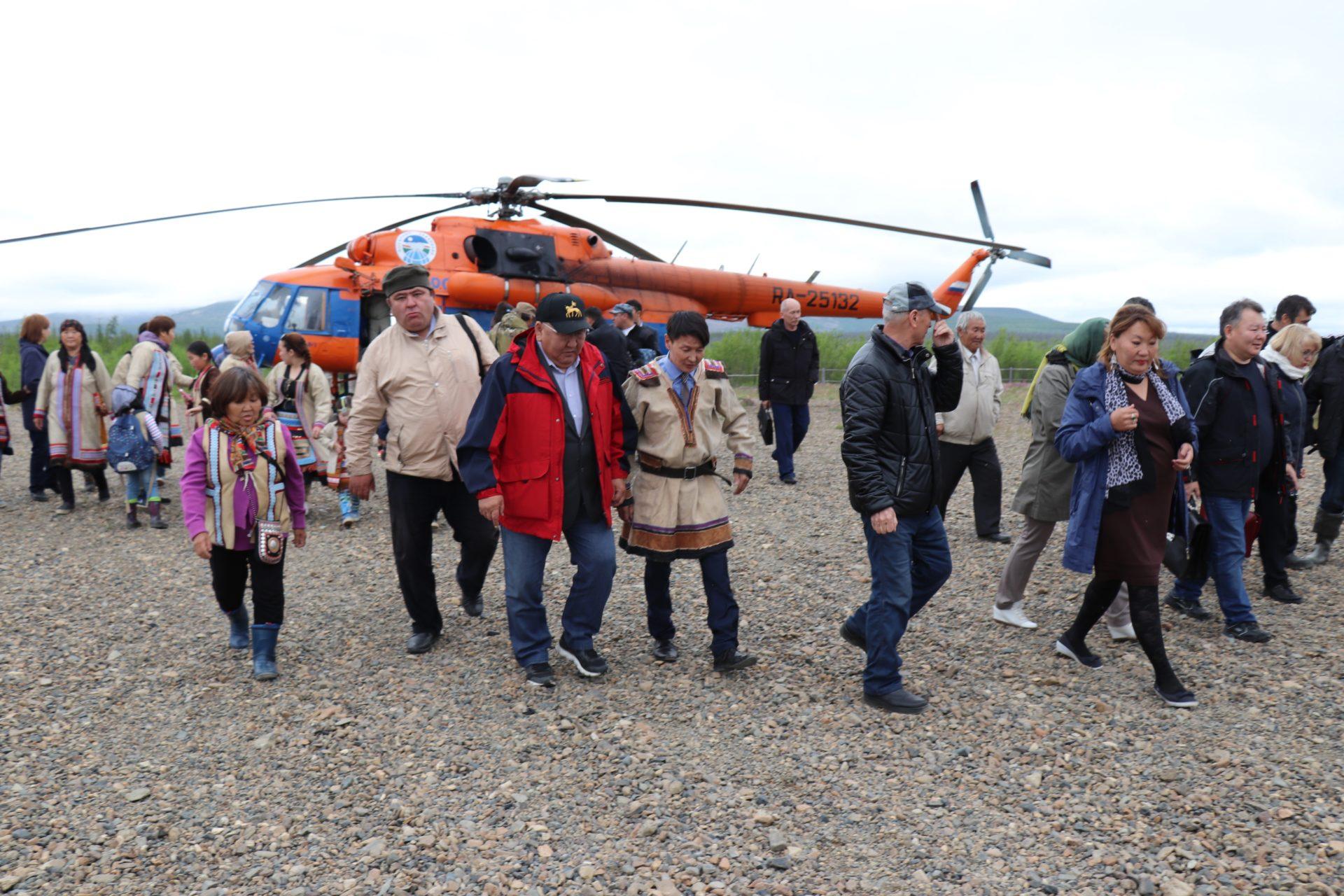 Егор Борисов: «Необходимо начать работу по поэтапному переносу села Берёзовка»