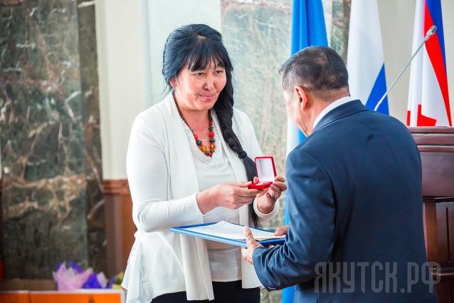 В Якутске чествовали работников торговли и общественного питания