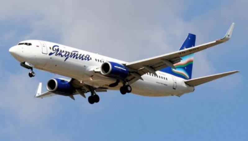 Самолет АК «Якутия» экстренно сел в Ростове-на-Дону из-за разгерметизации