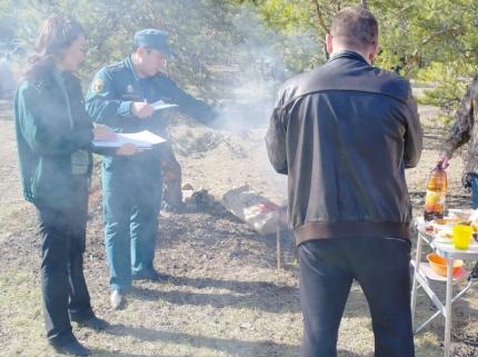 В Якутии десять лиц, причастных к возникновениям лесных пожаров, привлечены к административной ответственности