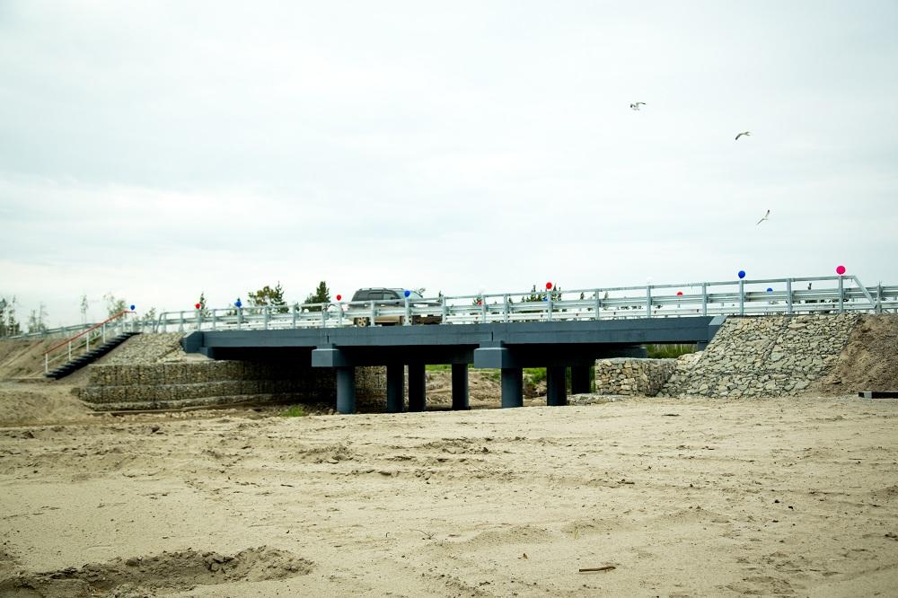 На федеральной трассе  «Вилюй» досрочно ввели эксплуатацию три искусственных сооружения