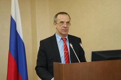 Анатолий Щербаков уволен с должности и переведён в Камчатский край