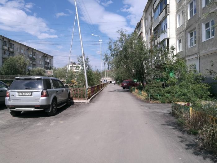 Жители домов по ул Чернышевского 8 и 8/1 поблагодарили АО «Алмазы Анабара»