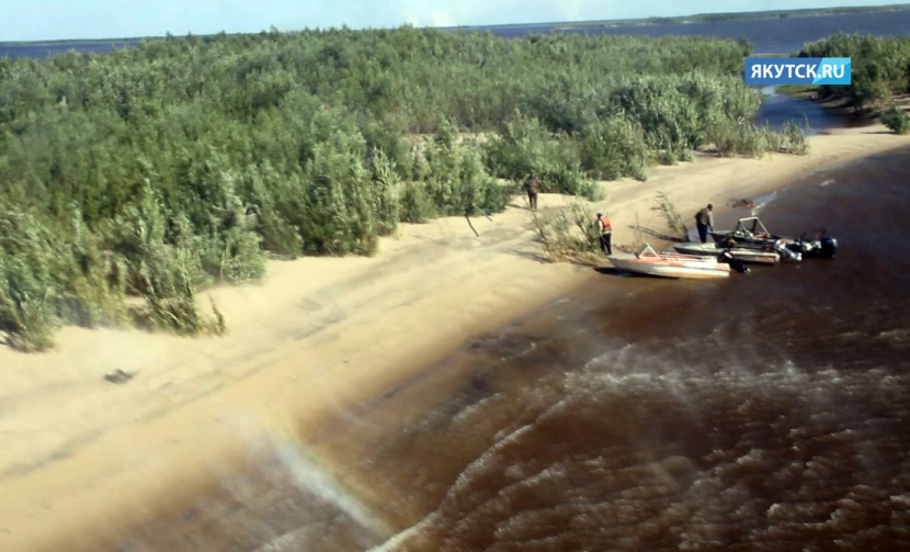 В Намском районе найдено второе тело пассажира перевернувшейся лодки