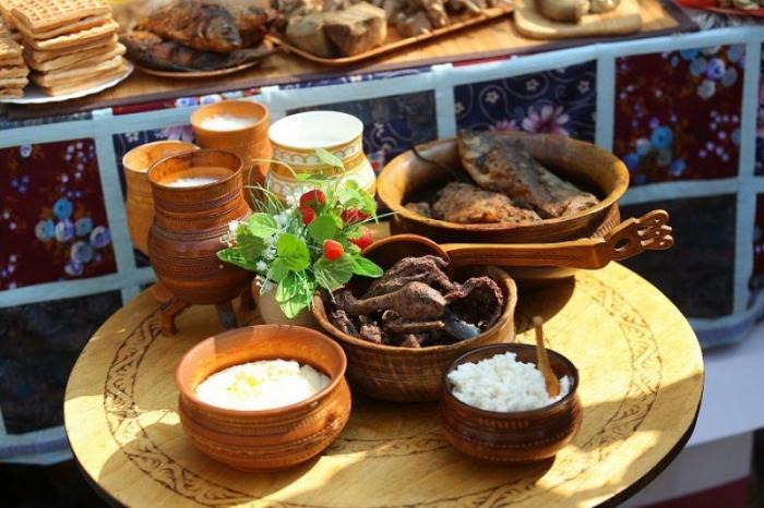 Как было организовано питание участников и гостей ХХ Спартакиады «Игр Манчаары»