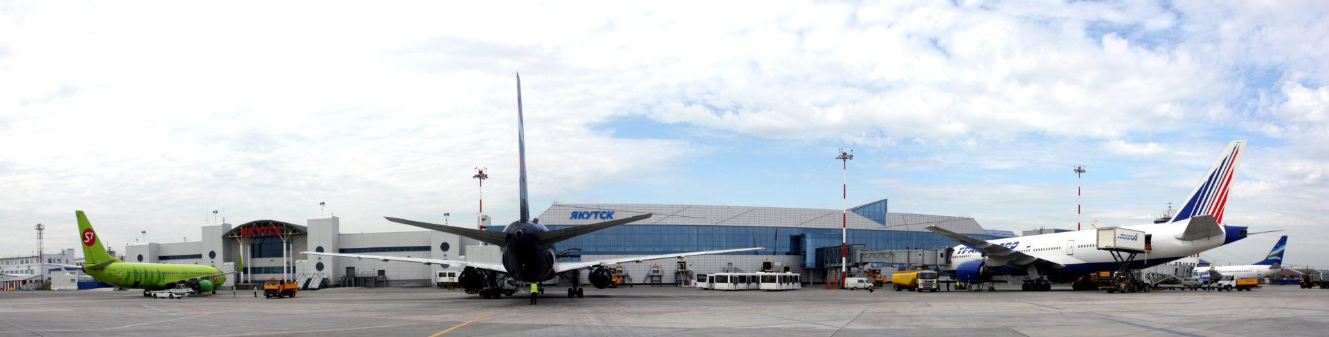 Аэропорт «Якутск» определил лучшую авиакомпанию месяца