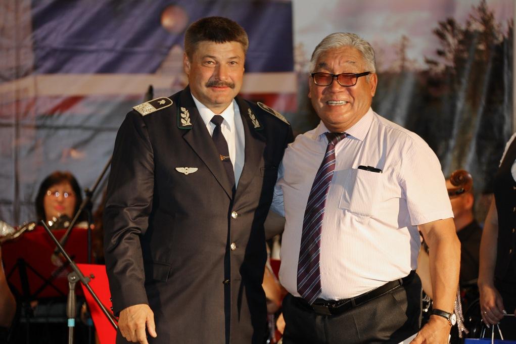 Железнодорожники Якутии отметили свой профессиональный праздник