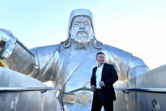Новый президент Монголии дал 49 сутоквладельцам офшорных счетов, чтобы те вернули деньги на родину