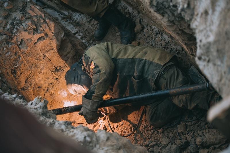 Проблема газоснабжения в старых МКЖД столицы решается медленно
