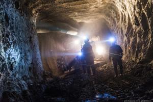 На руднике «Мир» компании «АЛРОСА» произошел прорыв воды