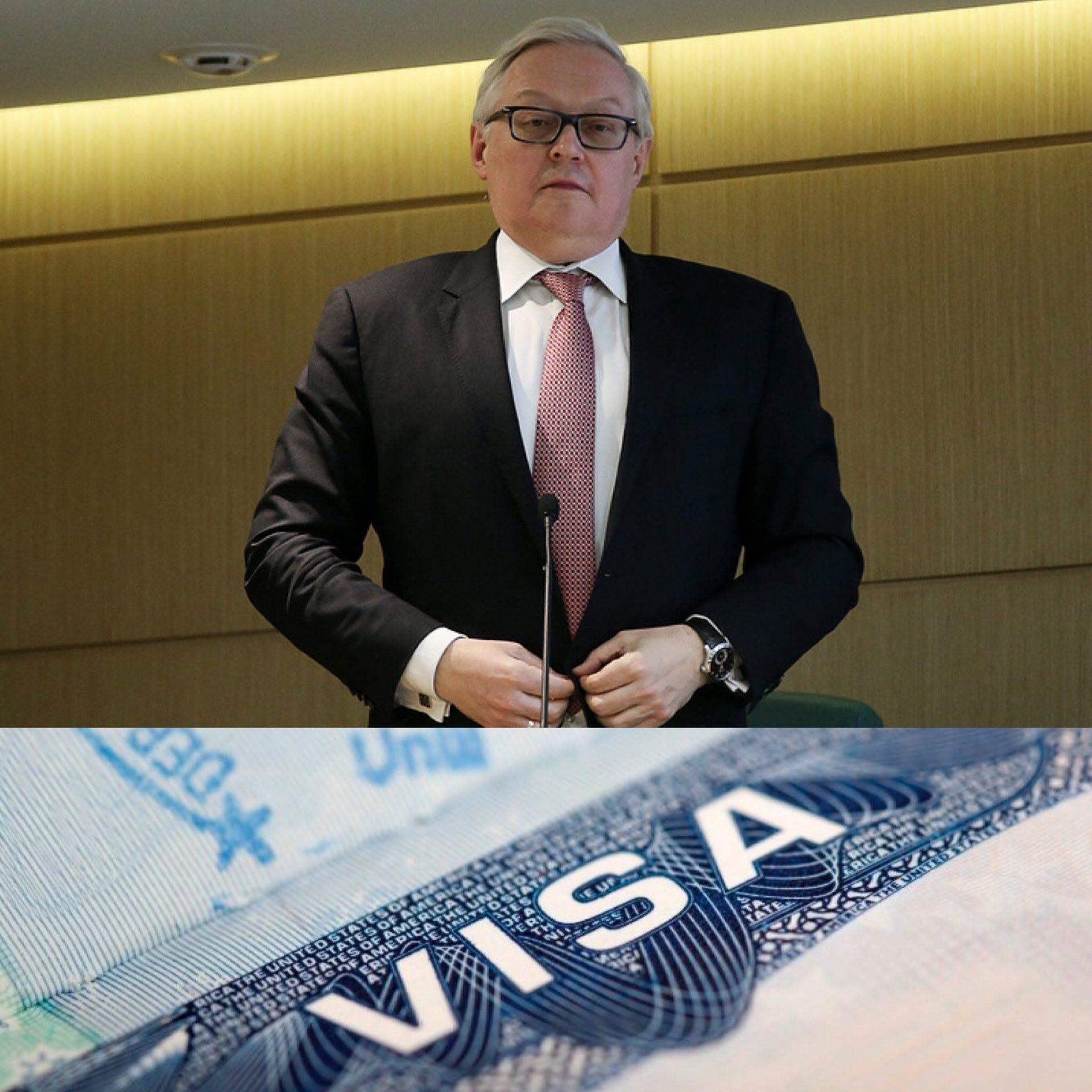 Рябков считает, что в ситуации с визами США принесли в жертву идею свободы