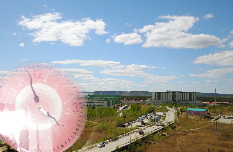 В Якутске создан банк спермы и донорских яйцеклеток